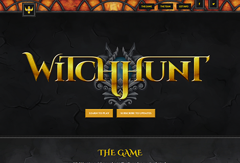 Witchhunt Website